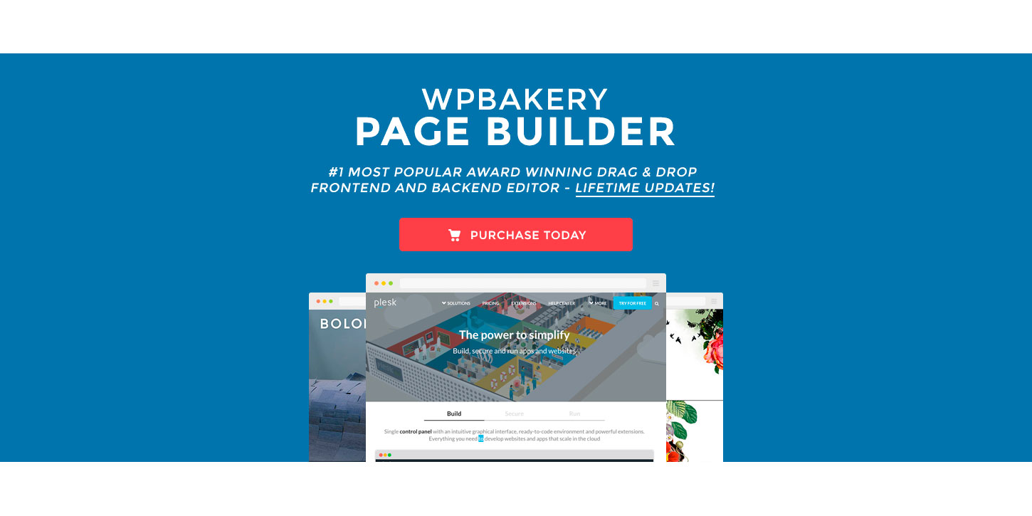 WPBakery Page Builder para WordPress
